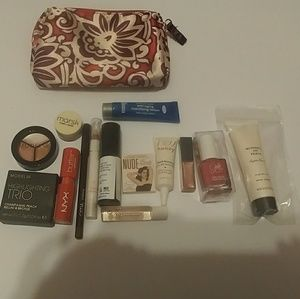 ipsy Makeup - 15 piece Makeup Skin Care Samples Lot---Ipsy --New